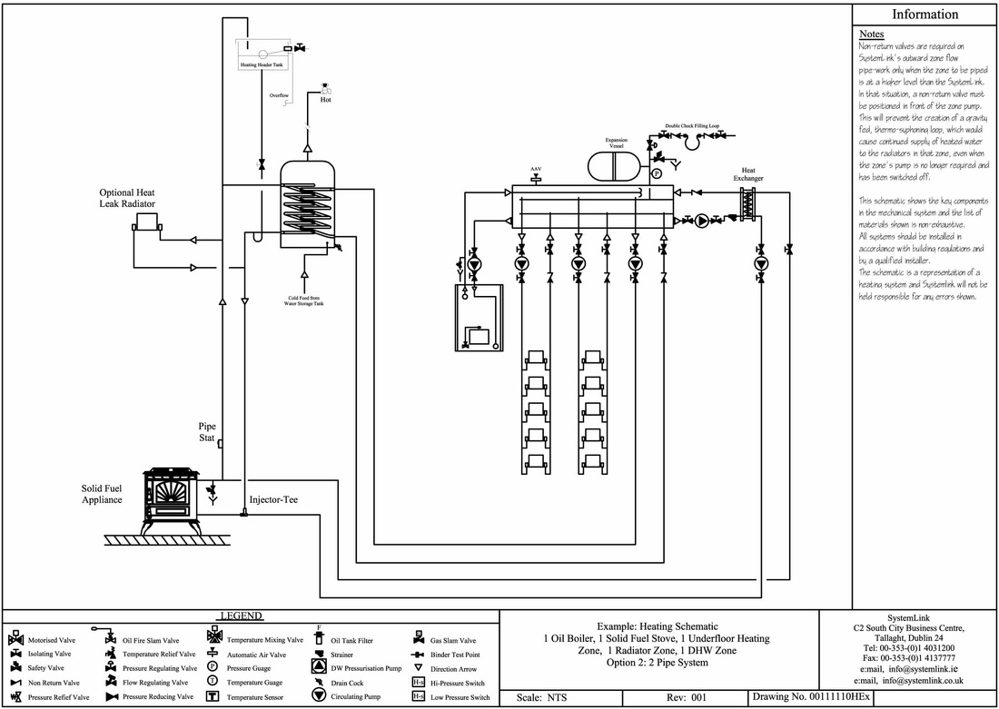 Plate Heat Exchangers Piping Line Diagram Picture